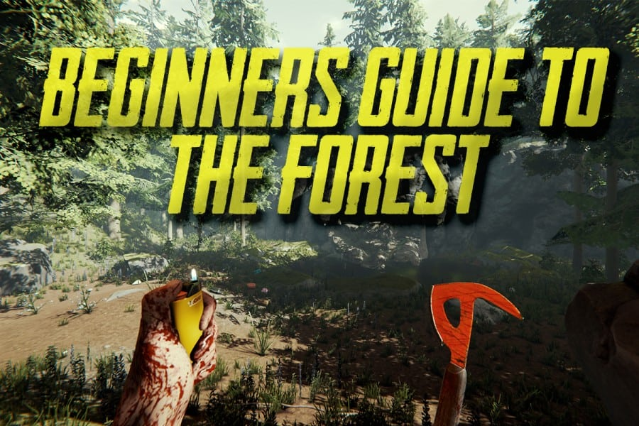Beginner S Guide To Surviving The Forest Game Voyagers The rebreather is a unique tool that allows underwater breathing, it was added in update v0.14 of the forest. guide to surviving the forest game