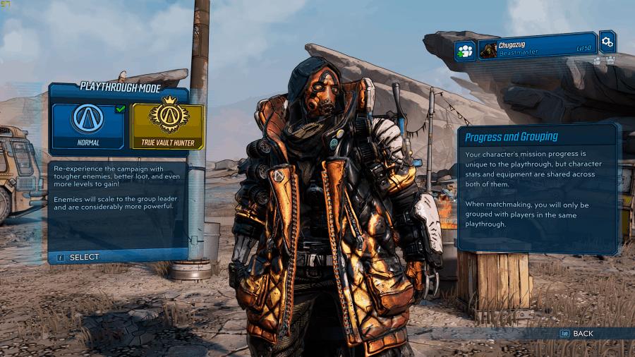 When To Start True Vault Hunter Mode In Borderlands 3  U2013 Game Voyagers